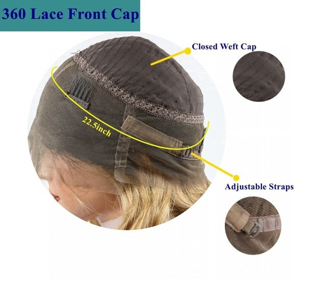 Highlight Human Hair Lace Front
