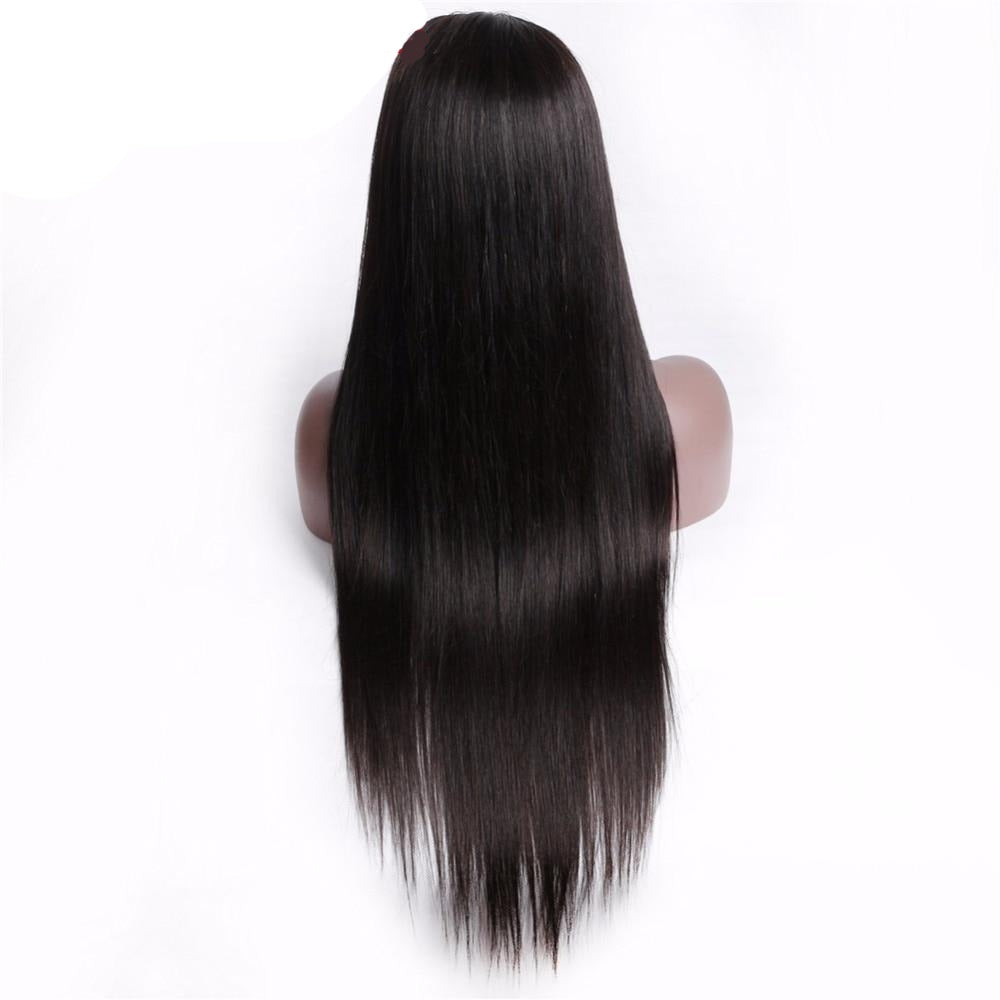 Wig Full End Lace Front Human