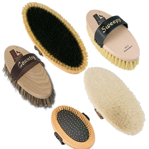 "Leistner ""Comfort"" Brush Set (5)"