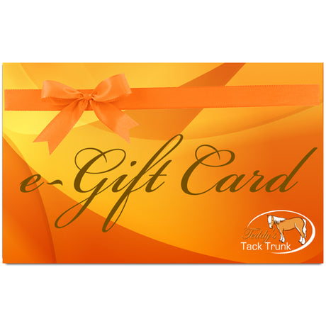 Teddy's Tack Trunk e-Gift Card