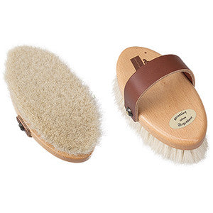 Leistner Goat Hair Face Brush