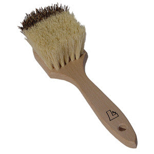 Leistner Natural Bristle Hoof Brush w/Handle