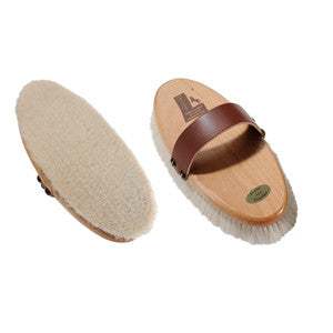 Leistner Luxurious Large Goat Hair Brush