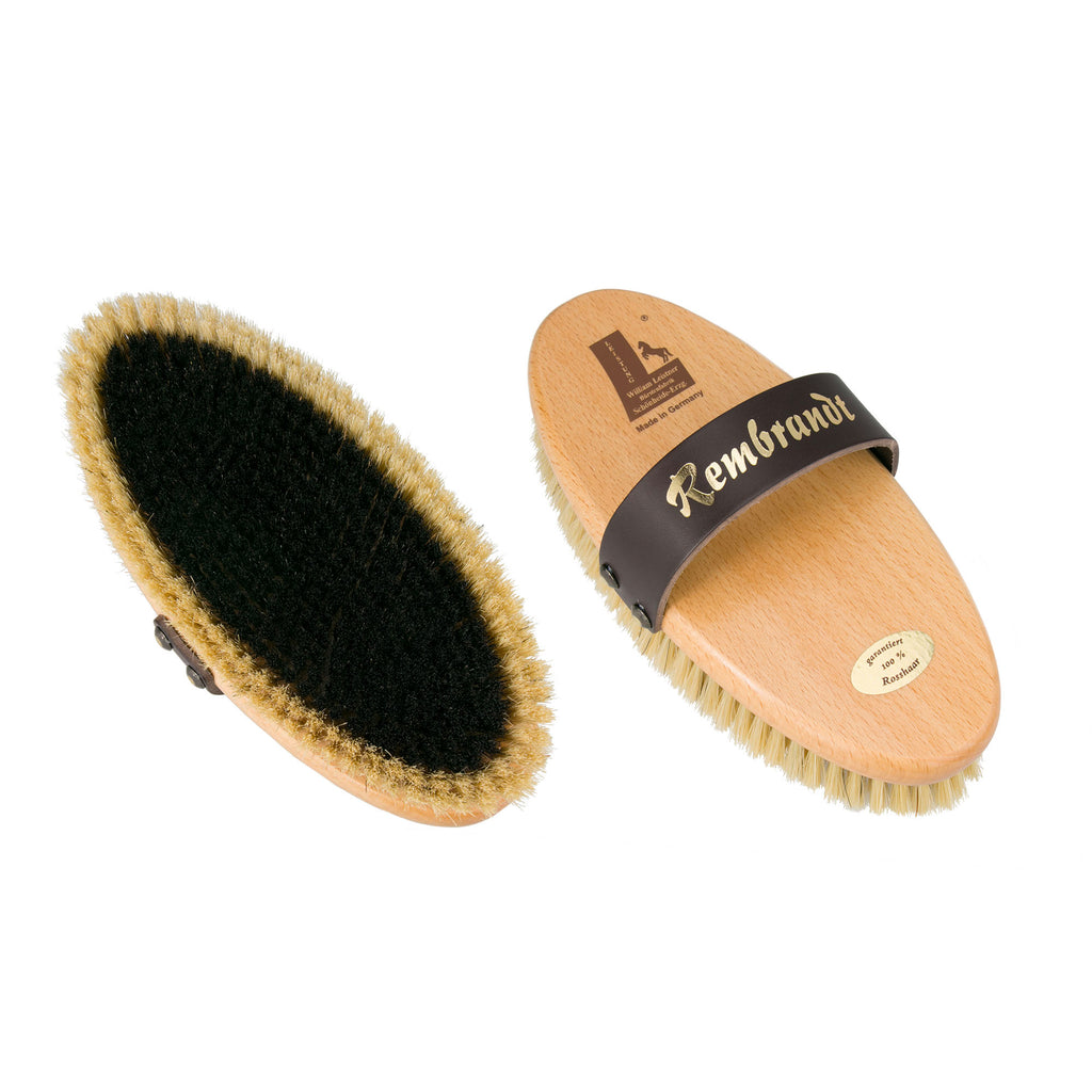 "Leistner Natural Bristle ""Rembrandt"" Body Brush"