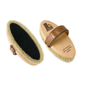 Leistner Natural Bristle Special Edition Croc Strap Brush