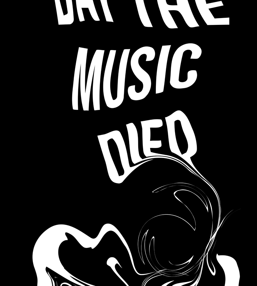 The Day The Music Died American Pie Wall Art