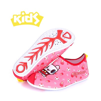 Ballop Aquafit OZ Red Kids