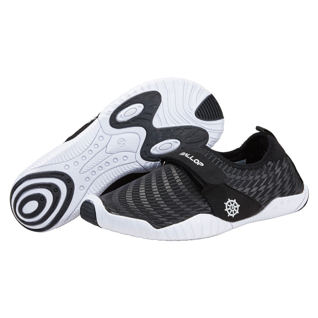 Skin Fit V2 Water Shoes Patrol Black