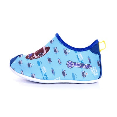Ballop Aquafit Pizzi Skyblue Kids