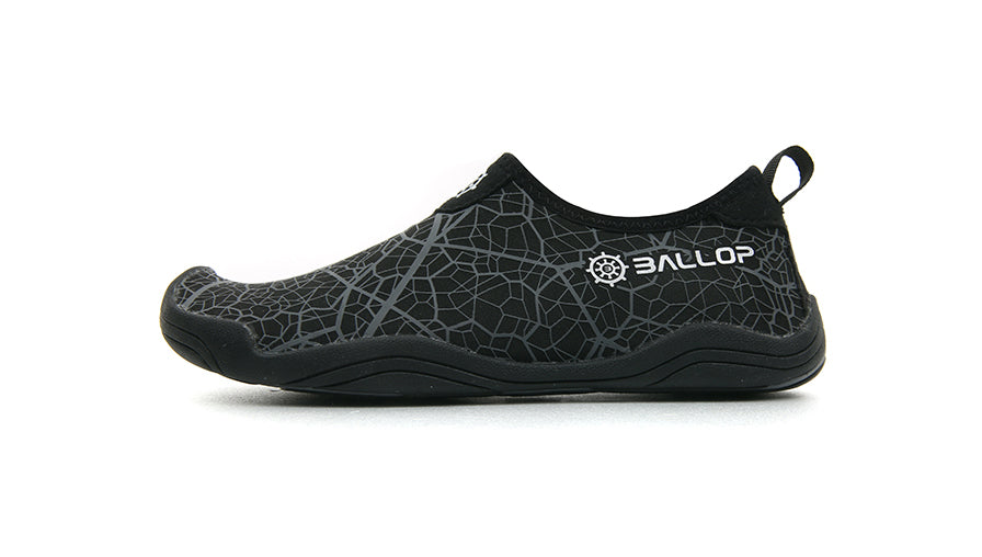 Aquafit Shoes Grand Lasso Black