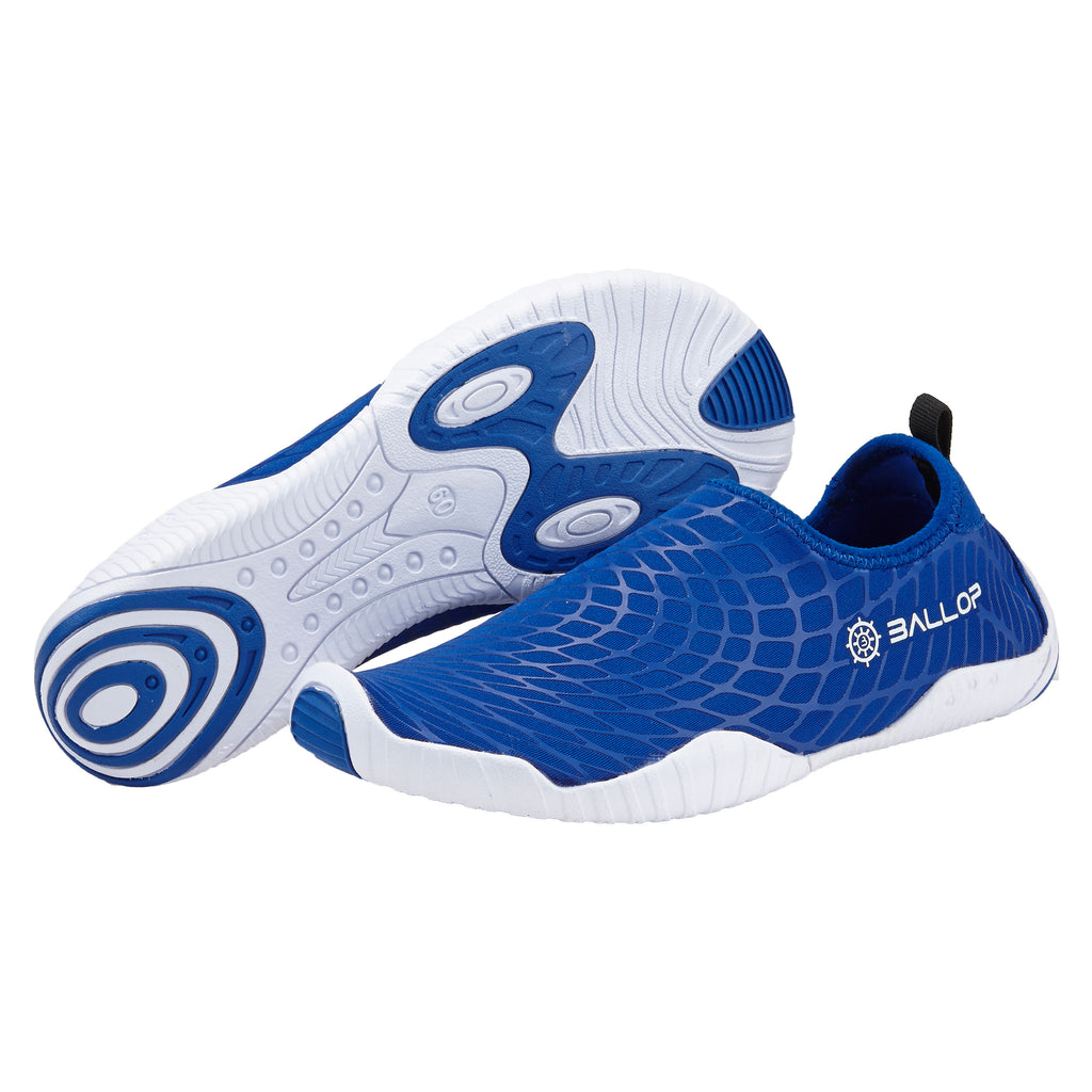 Skin Fit V2 Water Shoes Spider Blue