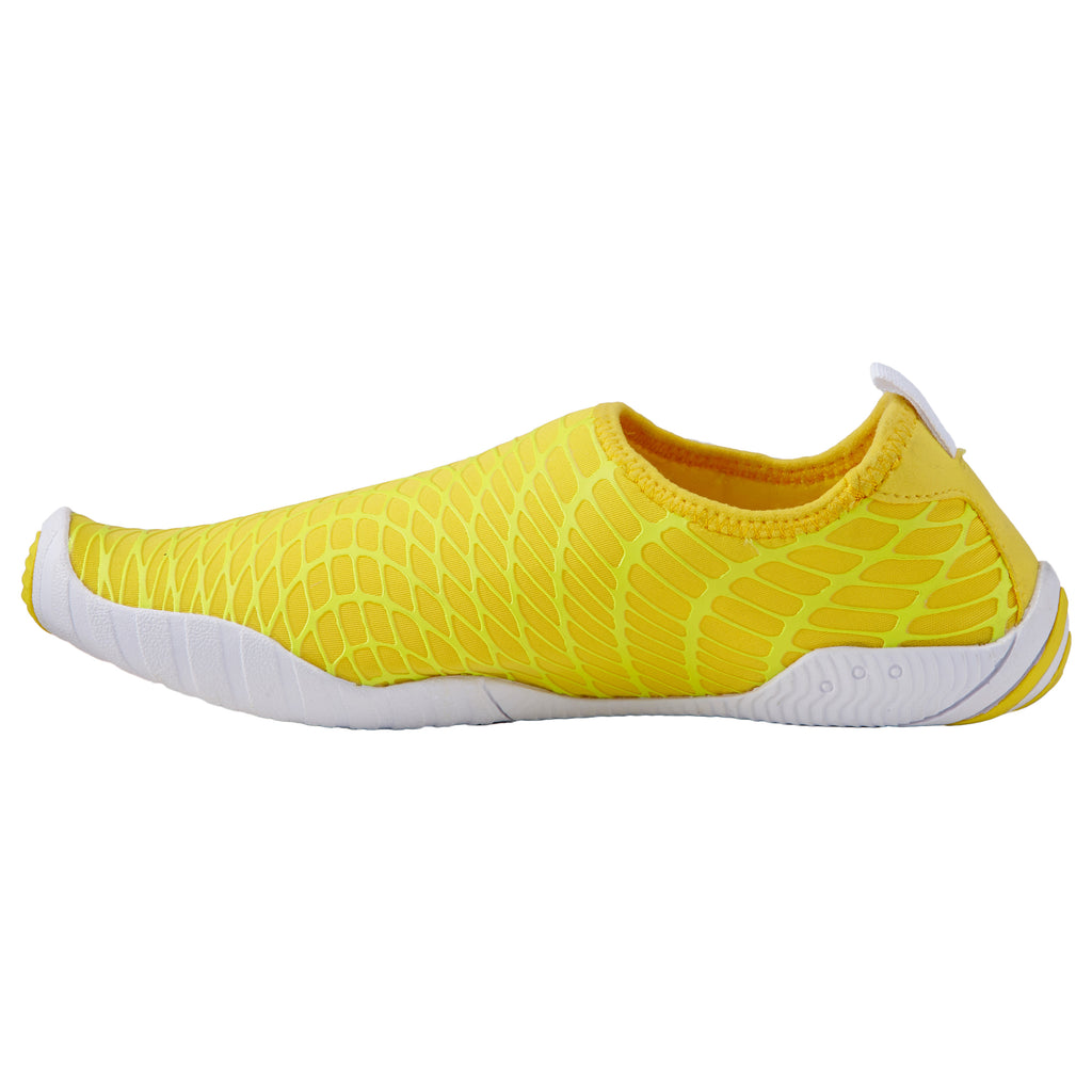 Skin Fit V2 Water Shoes Spider Yellow