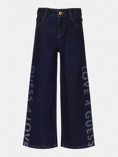 FLARE FIT DENIM PANT - Guess