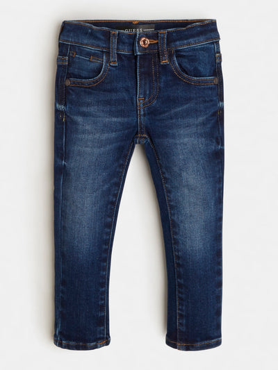 SKINNY FIT DENIM PANT - Guess
