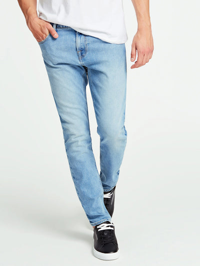 CHRIS SUPER SKINNY FIT DENIM - Guess