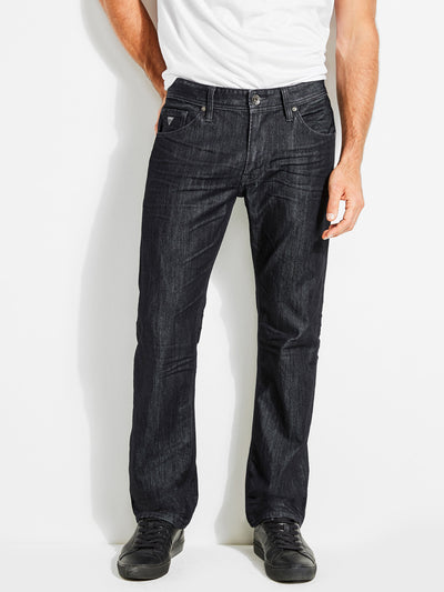 REGULAR STRAIGHT JEANS - Guess