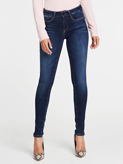 JEGGING MID DENIM - Guess