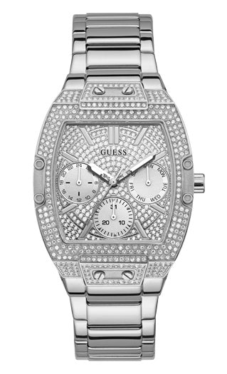 RAVEN LADIES TREND SILVER COLOUR - Guess
