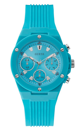 ATHENA LADIES SPORT TURQUOISE COLOUR - Guess