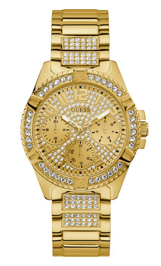 LADY FRONTIER LADIES SPORT GOLD COLOUR - Guess