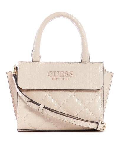 QUEENIE MINI SATCHEL - Guess