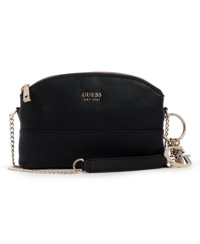 LILA DOUBLE ZIP CROSSBODY - Guess