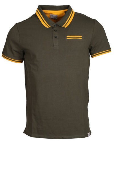 CLINT LOGO POLO - Guess