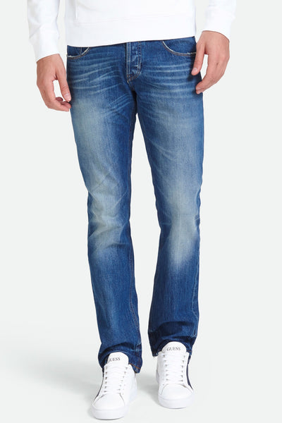 VERMONT SLIM FIT DENIMS - Guess