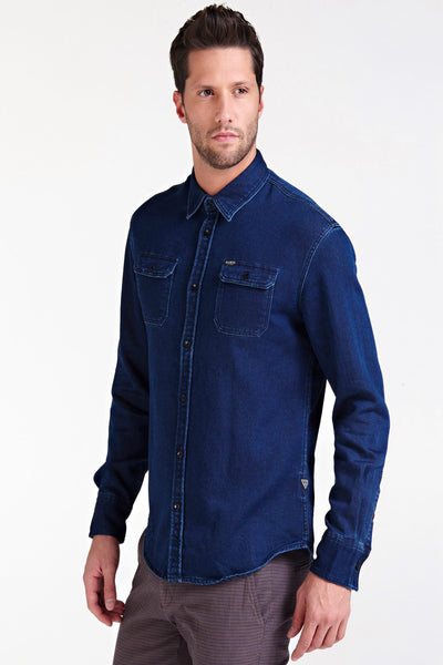 DENIM SHIRT - Guess