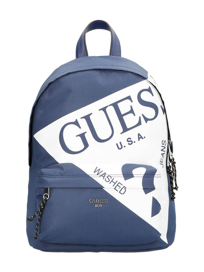 DEVIN MAXI LOGO BACKPACK - Guess