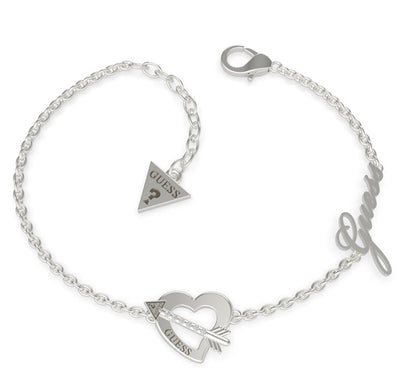 CHAIN BRACELET - ACROSS MY HEART - Guess