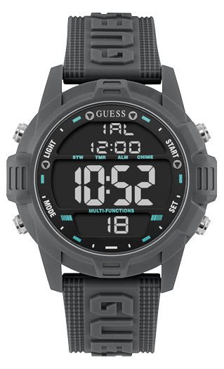 CHARGE MENS SPORT GUNMETAL COLOUR - Guess