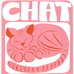 Cat / Chat