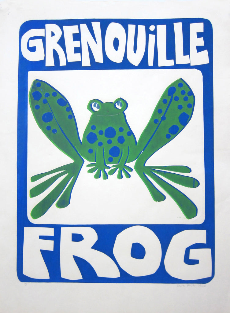 Frog / Grenouille