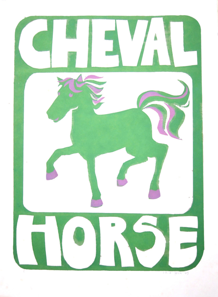 Horse / Cheval