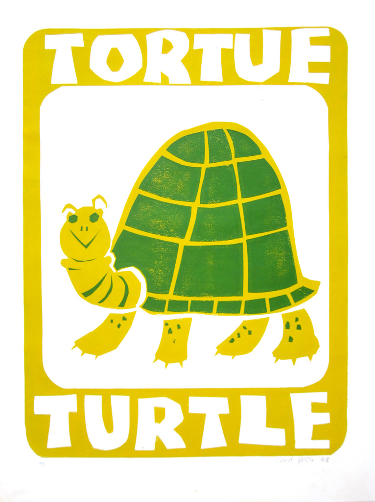 Turtle / Tortue