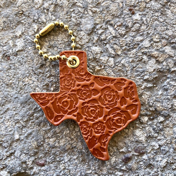 Rose Texas Tag