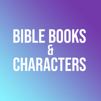 Bible Books and Characters