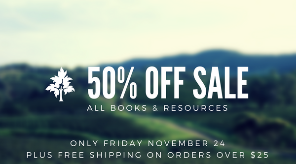 50% OFF FRIDAY SALE