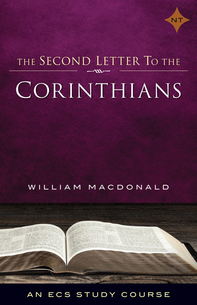 2nd Corinthians, The Second Letter to the Corinthians
