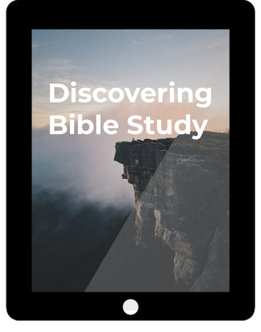 Discovering Bible Study eCourse
