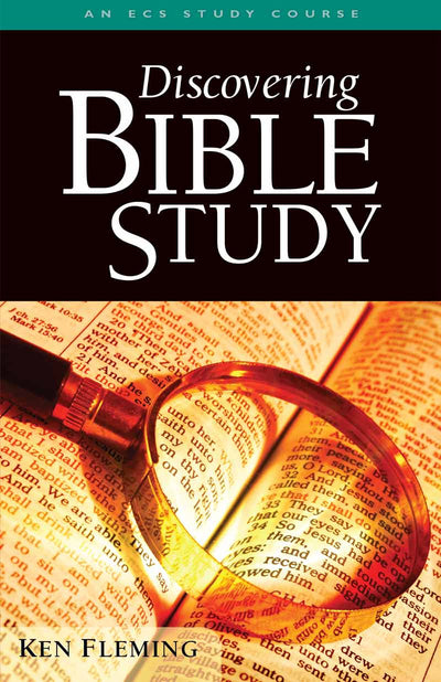 Discovering Bible Study
