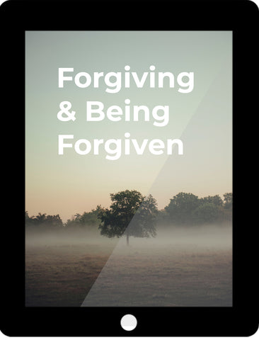 Forgiving and Being Forgiven eCourse