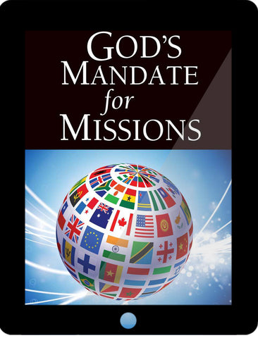 God's Mandate for Missions eCourse