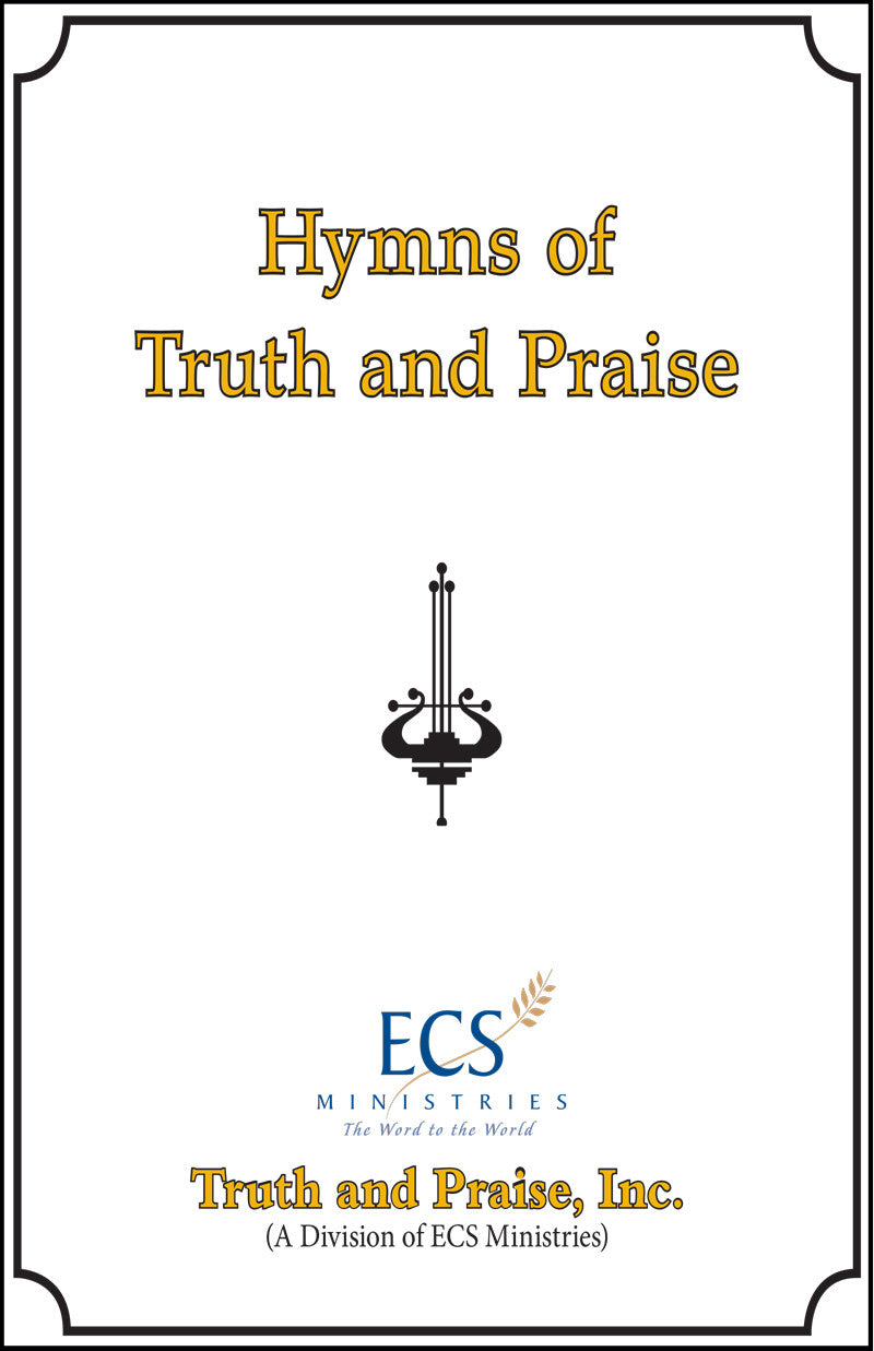 Hymns of Truth and Praise -- Large Print