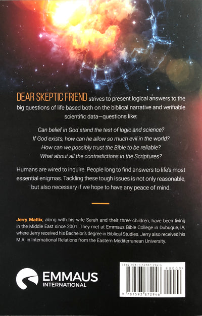 Dear Skeptic Friend