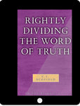 Rightly Dividing the Word of Truth eCourse