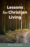 Lessons for Christian Living