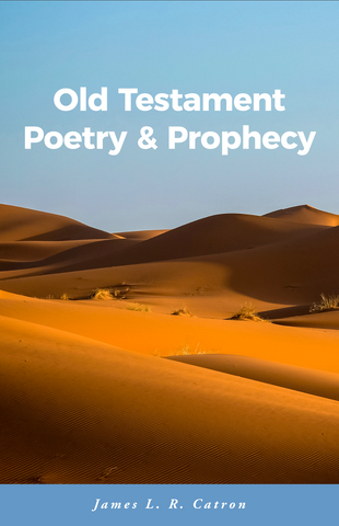 Old Testament Poetry and Prophecy