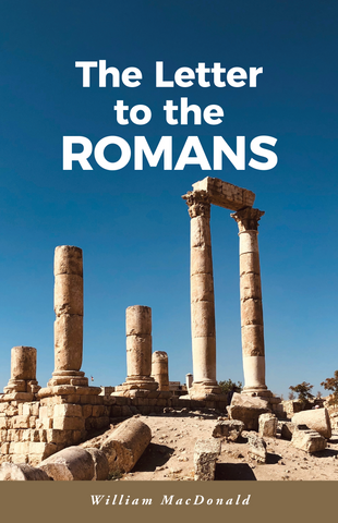 Romans, The Letter To the Romans